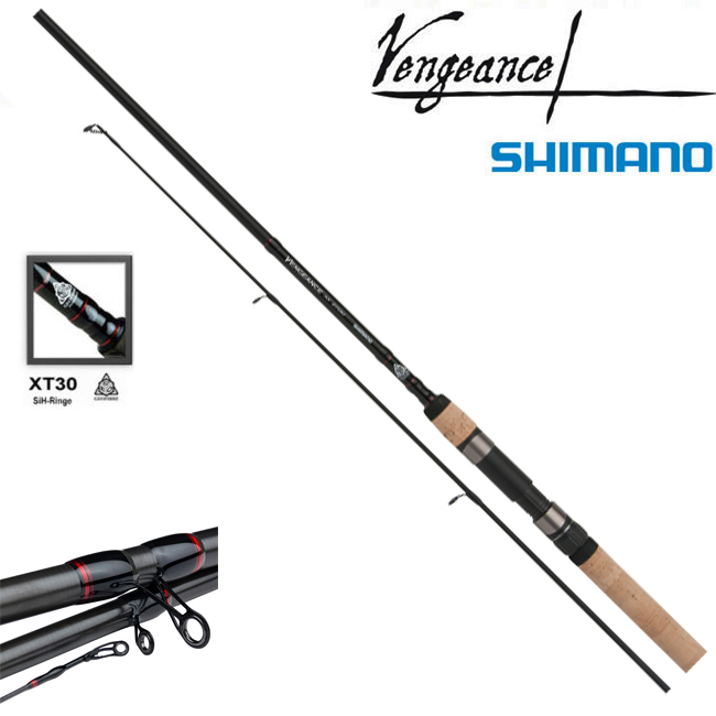 Canna spinning shimano vengeance bx 210 pescaplanet - Porta canne da spinning ...